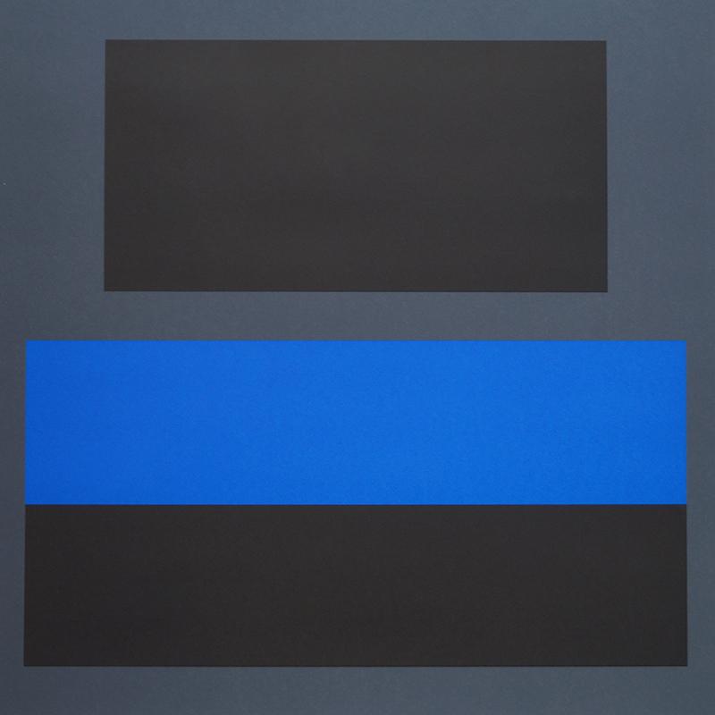 <strong>HERMAN HEBLER</strong><br /> <em>Filosofiens TAO</em><br /> Serigrafi, 65 x 65 cm